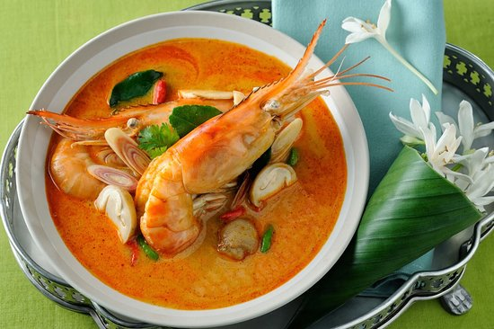 Coolum Beach, Australia: Tom Yum soup