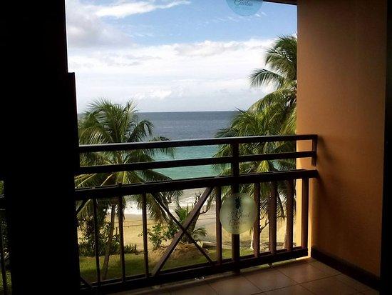 Le Grand Courlan Spa Resort: Patio
