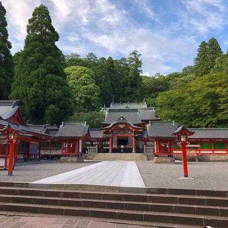 Fotografia de Kirishima Shrine