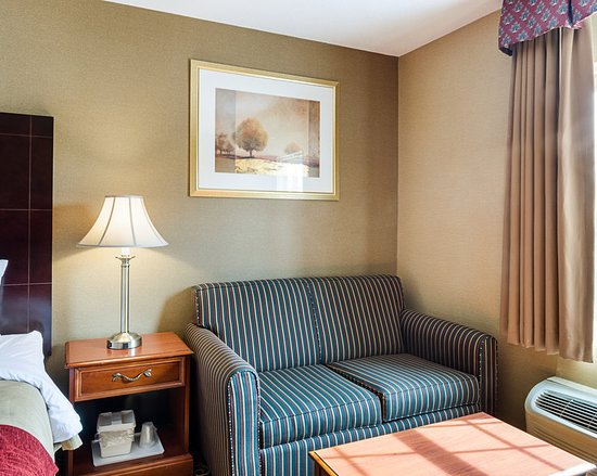 Rockland, MA: Guest room