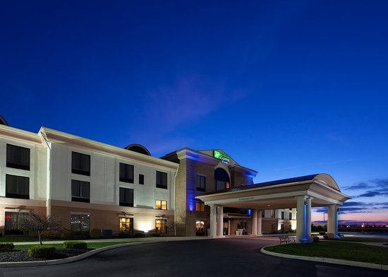 Holiday Inn Express & Suites Bowling Green: Exterior
