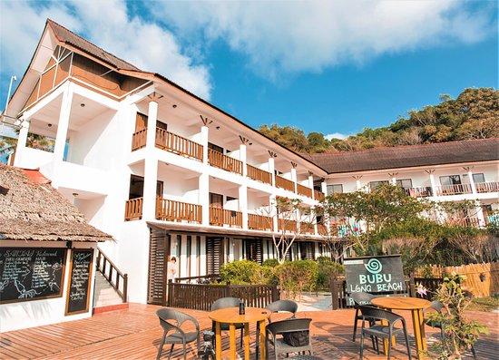 Five With Caveat Review Of Bubu Long Beach Resort U Perhentian Kecil Malaysia Tripadvisor