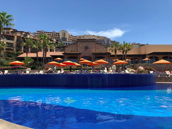 Pueblo Bonito Sunset Beach Golf and Spa Resort: Main pool