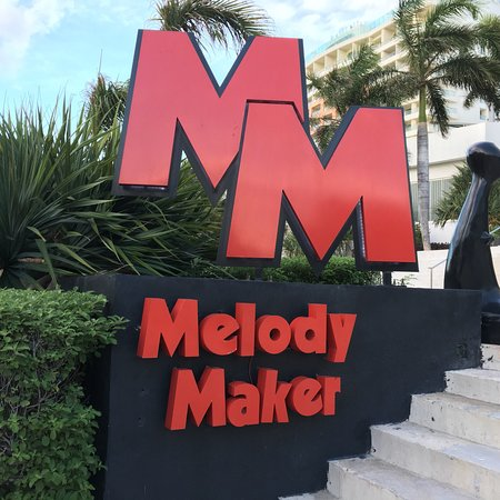 Melody Maker Cancun Resmi