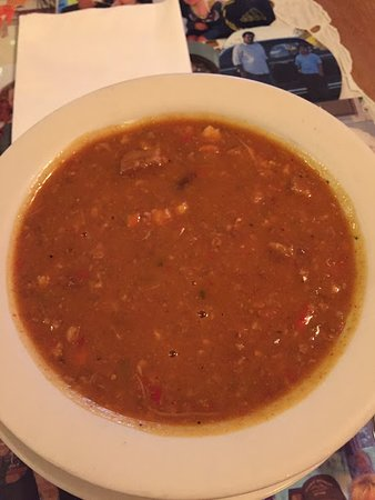 Wrightstown, NJ: Goulash Soup