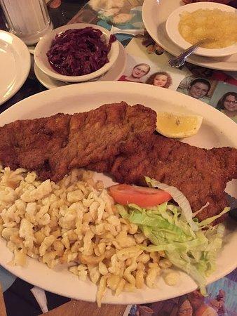 Wrightstown, NJ: Schnitzel