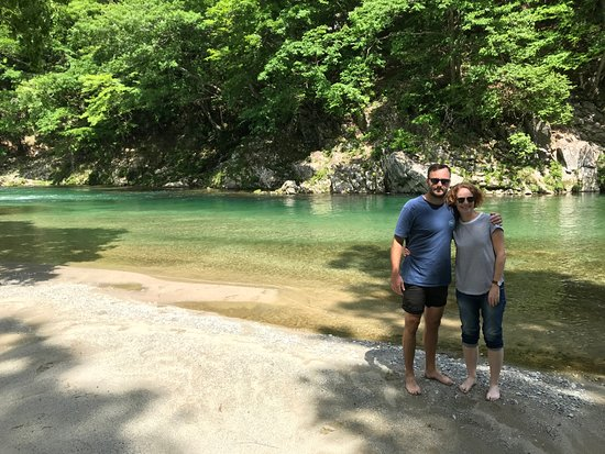 UMESEKO TOUR: The clearest river in Japan