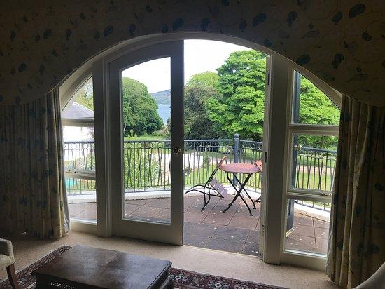 Rathmullan, İrlanda: Superior room