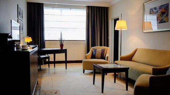 InterContinental Warszawa: Suite