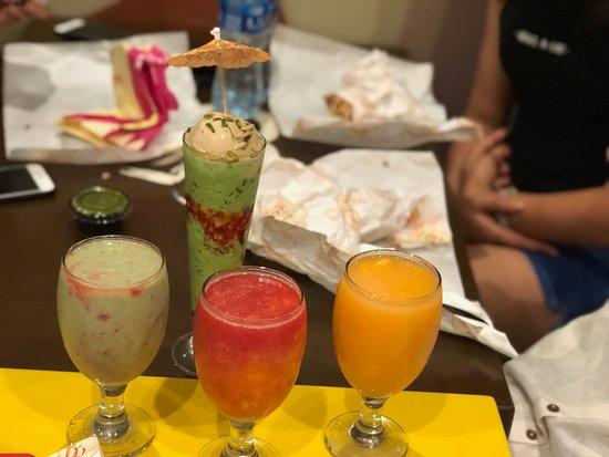 Juice World: Juices - yum