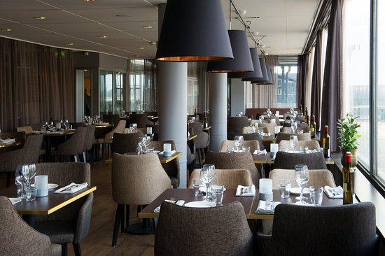 Scandic Foresta: Restaurant