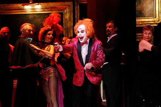 Opera Australia: Rigoletto at the Sydney Opera House
