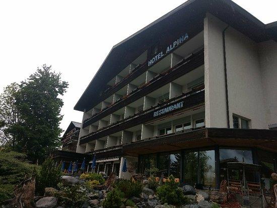阿爾皮納餐廳酒店照片