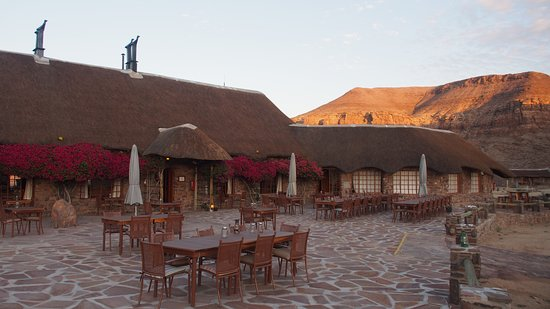Fish River Canyon, Namibia: Gondwana Canyon Village