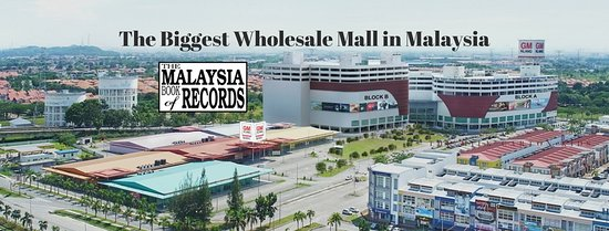 Klang, Malasia: The Biggest Wholesale Mall In Malaysia