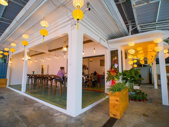 The Simple Architecture Of The Building Hoi An Hand Made Lanterns It Completed Indochine Look Picture Of Indochine Cafe George Town Tripadvisor,Graphic Design Organic Shapes Vector
