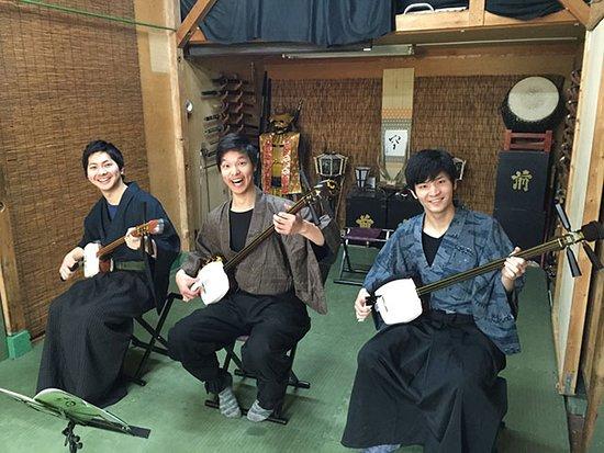 Oody: Japanese string instrument workshop 1
