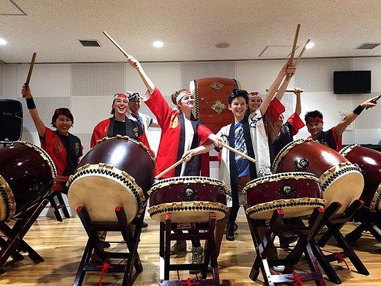 Oody: Taiko drum workshop 2