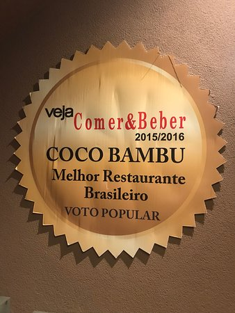 Coco Bambu JK: Am besten reservieren