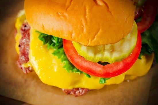 Inlet Beach, فلوريدا: 30A Burger