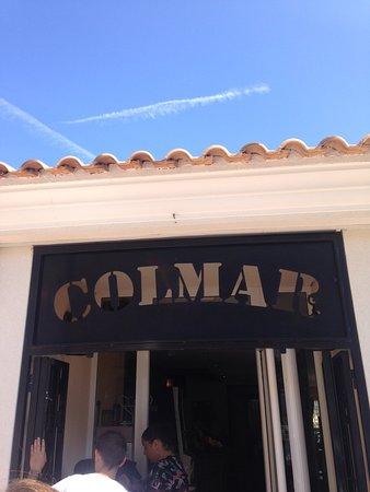 Venta Restaurante Colmar: Colmar, casi en la Coveta Fumá.