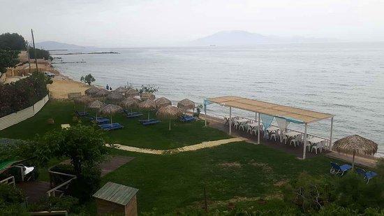 Lithakia, Yunanistan: Strandbar