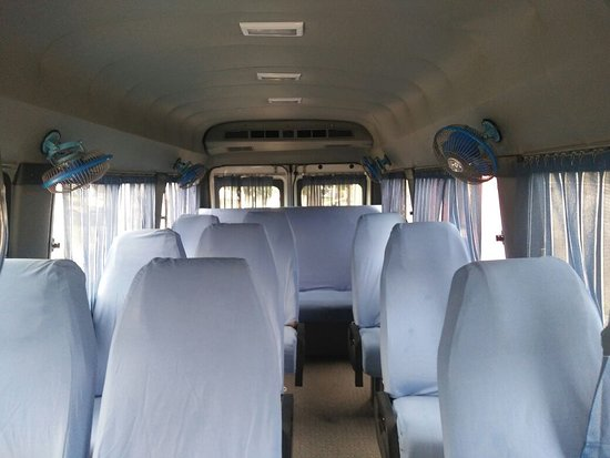 Jaipur Tempo Traveller 12 Seat vehicle