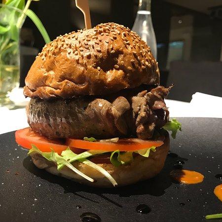 Brignano Gera d'Adda, Italia: Hamburger di filetto by baca a vela