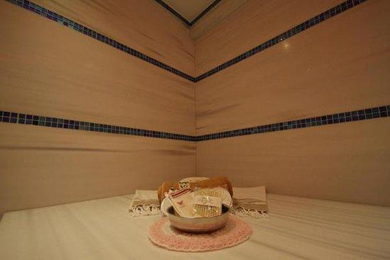 Q Inn Hotel Old City: Hamam (Turkish Bath)