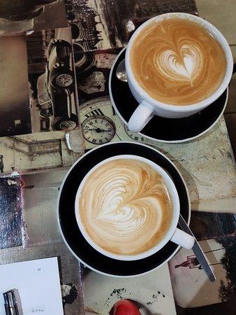 Artarmon, أستراليا: Great Coffees