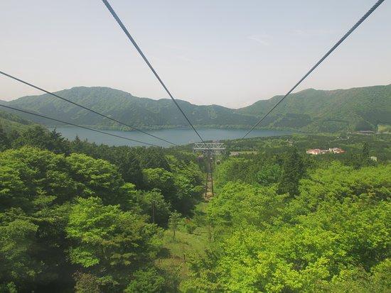 Hotel Green Plaza Hakone: Ropeway to Lake Ashi