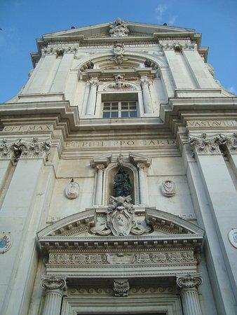 Santuario Della Santa Casa : Вход в капеллу