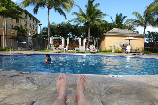 Courtyard By Marriott Maui Kahului Airport 小さなプール