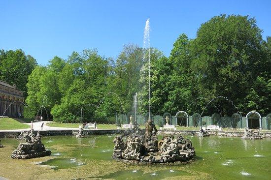 Hermitage Castle (Altes Schloss Ermitage): Eremitage Obere Grotte