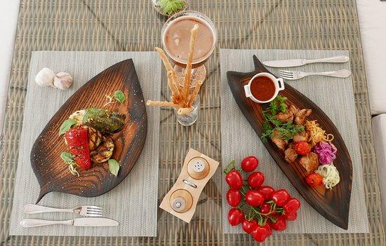 Pokrovsky Restaurant: Блюда на открытом огне готовят с мая по сентябрь