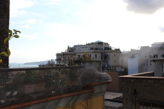 B&B La Scalinatella: Vista Camera King