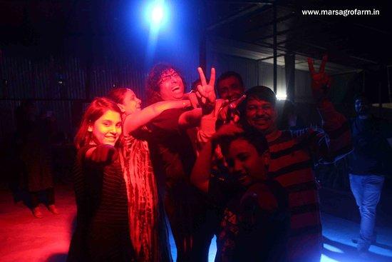 Kalyan, Ινδία: Discotheque