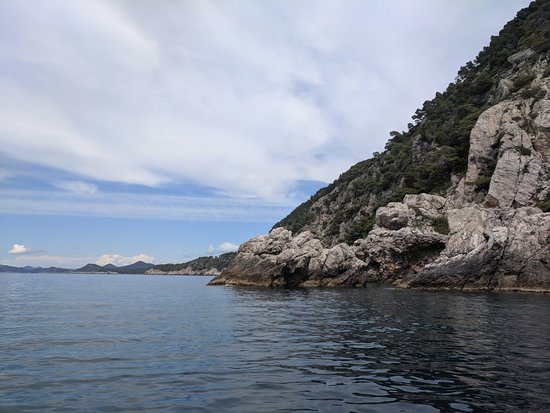 Gari Transfer: Sights from the Jetski in Dubrovnik!