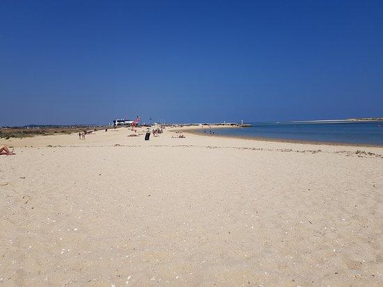Fuseta, โปรตุเกส: Beach