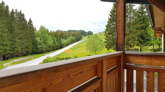 Sankt Kathrein am Hauenstein, Αυστρία: Balkon