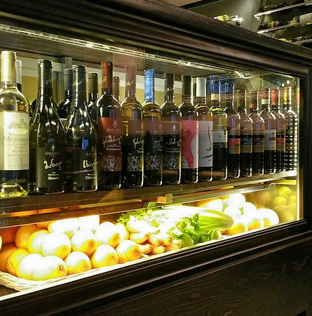 Georgian Tapas: our specialty wine collection just for you :)