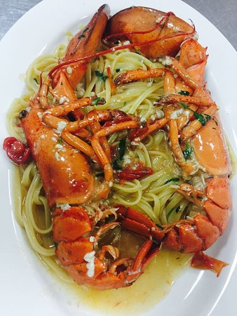 Vila Benvenuto Ristorante : spagheti