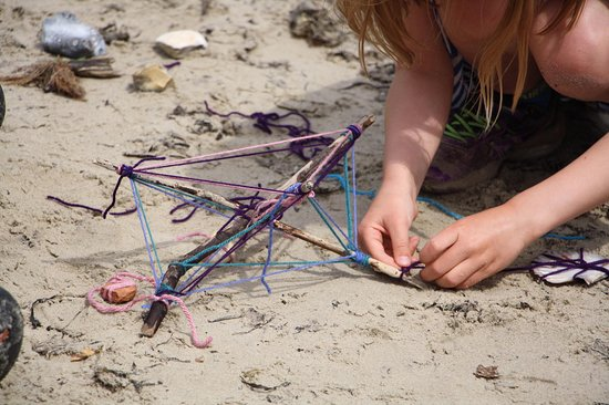 Fore/Adventure: beach school in dorset