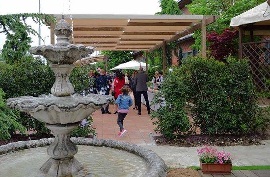 Carisio, Ιταλία: Zona aperitivi