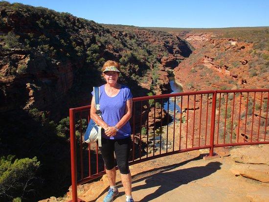 Kalbarri National Park, أستراليا: One of the lookouts