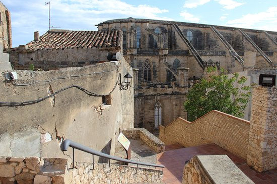 Tortosa, Spain: Les Fortifications