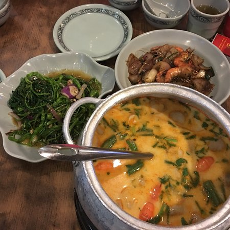 Bilde fra Tiger Prawn (Huifudong Road)