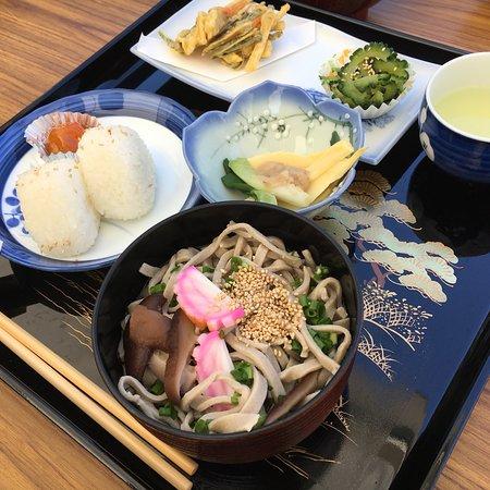 Satsumasendai, Giappone: そば打ち体験たのしかった!