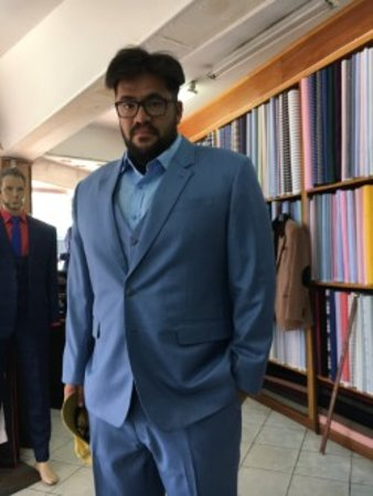 Tito Fashion: Highly crafted suit the way i wanted
