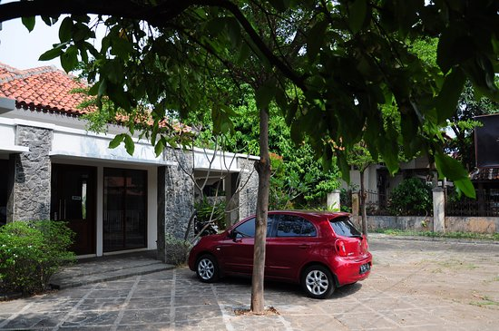 Batik Aksen Tropis